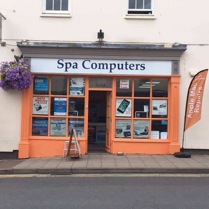 computer repairs leamington