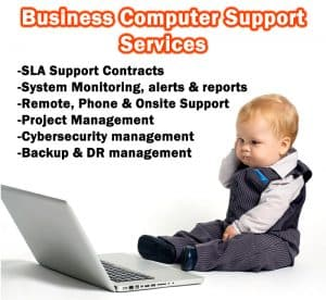 computer support leamington